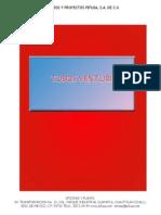 Catalogo de Tubo Venturi Rev 1.3