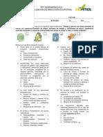 Formato Evaluación Inducción ECP - Respuestas