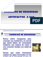 Prevencion de Riesgos Artefactos a Gas21