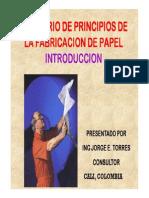 Intro Iniciación a La Fabricación de Papel