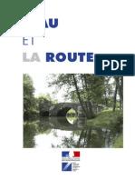 Guide DDT - Eau Et La Route 2004