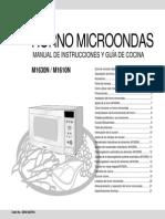 Microondas Samsung M1630N