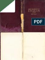 Stalin-Scurtă biografie (1947)