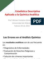 Qca Analitica Estadistica 1