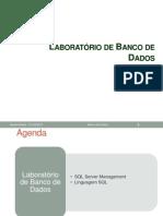 BD - Laboratorio - 01