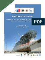 Diplomado Tsunamis