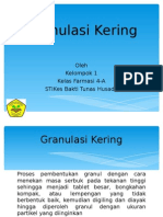 Granulasi Kering