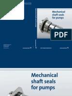 GRUNDFOS - Mechanical Shaft Seals