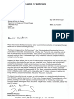 Mayor's Letter to Andrea Leadsom MP on Solar