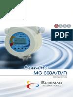 Mc608a b r Autoalimentado Ing