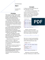 The Purpose of Object Oriented Design