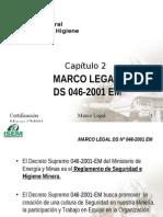 Cap. 007 - Inducción General en Seguridad e Higiene Minera - CAP.02.- MARCO LEGAL - IsEM