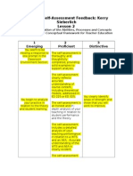 kerryvideofeedbacklesson2ed215r self assessment scoring guider