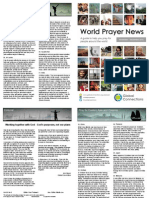 World Prayer News - November/December 2015