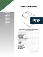 Samsung WM 8505_User_Manual