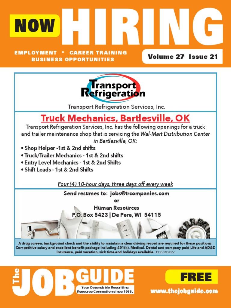 Bartlesville ok jobs available