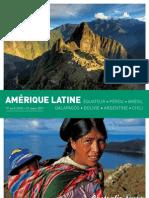 Brochure Amérique Latine par Australietours 2010/11