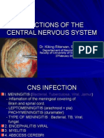 INFECTIONS OF THE CENTRAL NERVOUS SYSTEM2010.ppt