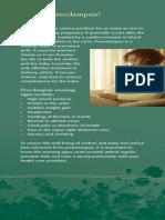 Heart Disease Brochure