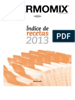 Indice Thermo MIX Mag 2013