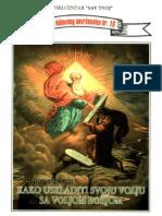 Alfons Maria Liguori - Kako Uskladiti Svoju Volju s Voljom Bozjom
