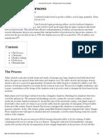 Lead Chamber Process - Wikipedia, The Free Encyclopedia