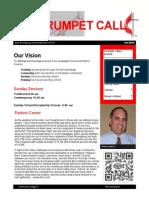 Trumpet Call 2015-10-18