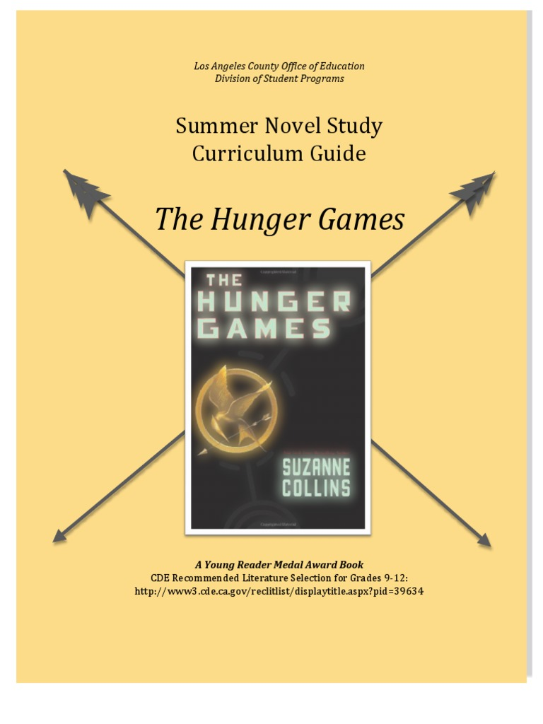 Hunger games curr guide educational assessment further education ccuart Gallery