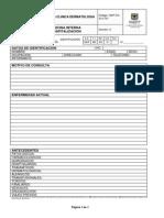 HSP-FO-312-701 Historia Clinica Dermatologica v3