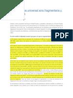 La AUH No Es Universal Sino Fragmentaria y Heterogénea.lozano