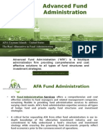 The best place for investors to get optimum level of services in Fund Administration