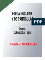 Propiedades Nucleares