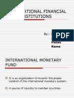 International Finance Corporation Final 2