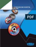 TYROLIT  Catálogo de Discos y Flaps