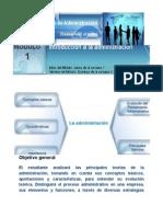 Fundamentos de Administracion 1