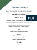 Proyecto de Tesis 2015-1