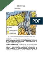 Geologia Regional Esmeraldas