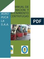 MANUAL OPERACION  Y  MANTENIMIENTO CENTRIFUGAS.docx