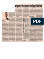 Economic Times-11.12.13, New Tax Law a Dampener for Corporate Bond Market