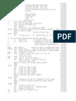 APL360 Source Code
