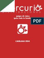 Catálogo Mercurio 2014