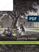 Troubling Freedom by Natasha Lightfoot