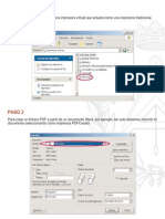 Manual PDF Crator Usopdfcreator