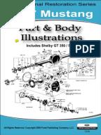 1967 mustang wiring diagram manual manual mustang