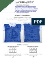 BRIGANTINE Filet Boys Vest