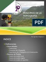 Principios de La Topografía Generalidades Sistemas de Medida 2