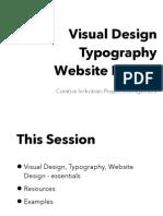 Visual Design Elements