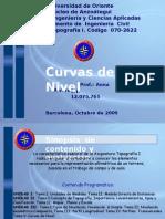 TEMA No5. Curvas de Nivel 2007