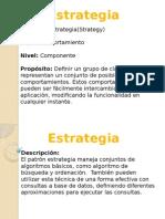 Patron de Diseño Estrategia (Strategy)
