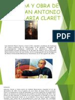 VIDA Y OBRA DE SAN ANTONIO MARIA CLARET